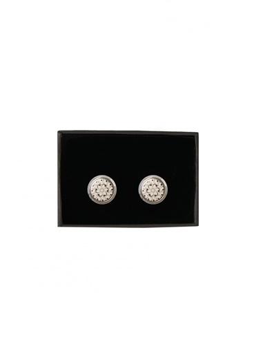 Altınyıldız Classics Kol Düğmesi 4A3820200055 Gümüş